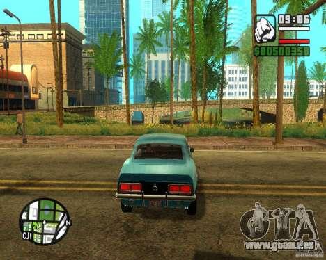 ENBSeries 2012 für GTA San Andreas fünften Screenshot
