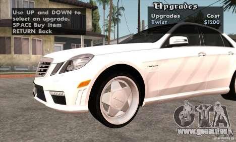 Wheels Pack by EMZone pour GTA San Andreas huitième écran