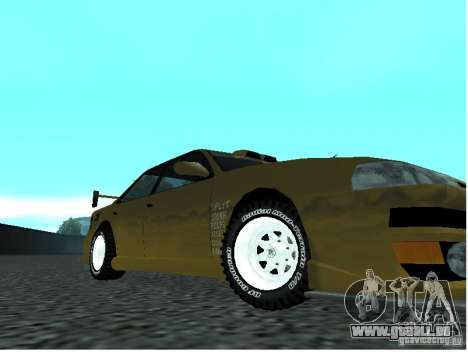 Deluxo Wheels Mod für GTA San Andreas zehnten Screenshot