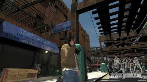 Red Army Mod (Realistic Weapon Mod) pour GTA 4 secondes d'écran
