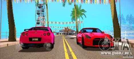 ENBSeries for SA-MP pour GTA San Andreas sixième écran