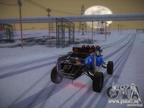 Ickler Jimco Buggy für GTA San Andreas Innen