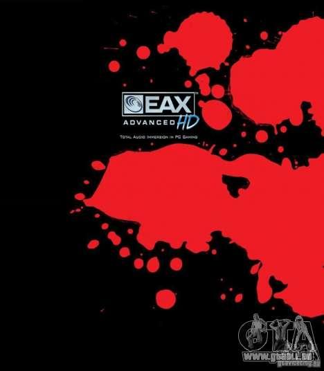 Images de démarrage dans le style d'une Mafia II pour GTA San Andreas deuxième écran