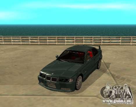 BMW E36 Coupe für GTA San Andreas