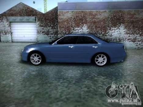 Nissan Gloria pour GTA San Andreas vue de droite