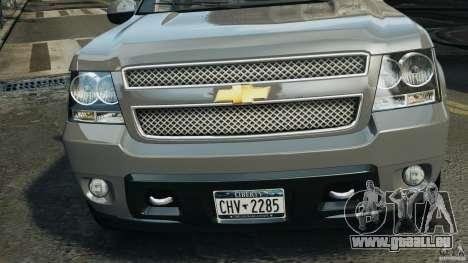 Chevrolet Suburban GMT900 2008 v1.0 pour GTA 4 Salon