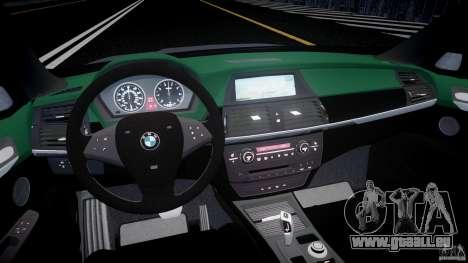 BMW X5 Experience Version 2009 Wheels 214 für GTA 4 rechte Ansicht