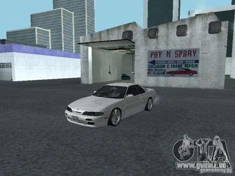 Nissan Skyline R32 Zenki pour GTA San Andreas laissé vue