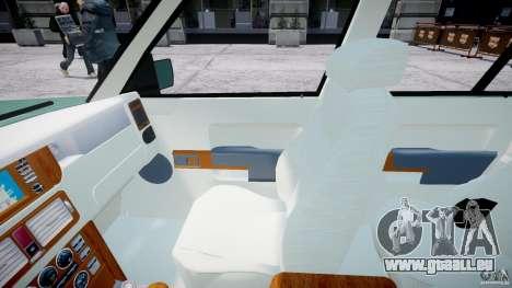 Range Rover Vogue für GTA 4 Rückansicht