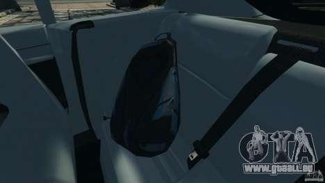 Jaguar XKR-S Trinity Edition 2012 v1.1 pour GTA 4