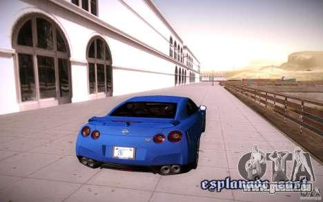 ENBSeries pour plus faibles PC v2.0 pour GTA San Andreas cinquième écran