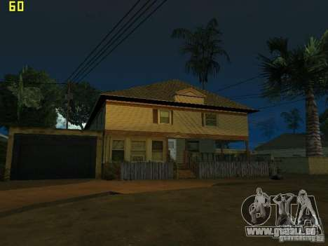 GTA SA IV Los Santos Re-Textured Ciy für GTA San Andreas achten Screenshot