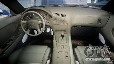 Mazda RX-7 1997 v1.0 [EPM] für GTA 4 obere Ansicht