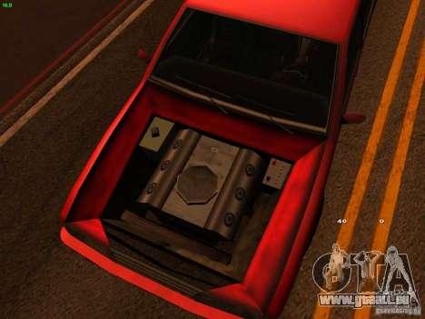 Emperor GT pour GTA San Andreas vue de droite