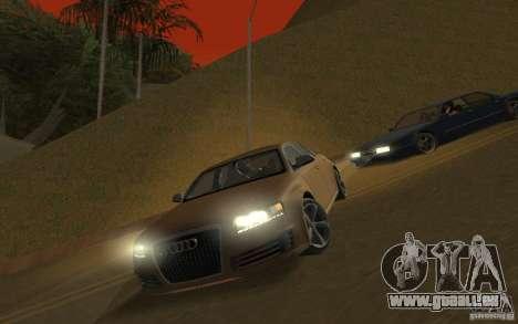 Audi RS6 TT Black Revel für GTA San Andreas