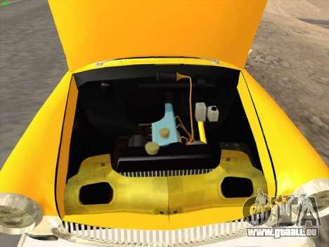 GAZ 22 pour GTA San Andreas moteur
