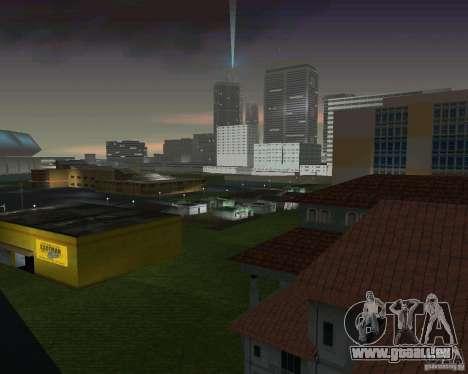Retour à la future vallée de Hill pour GTA Vice City neuvième écran