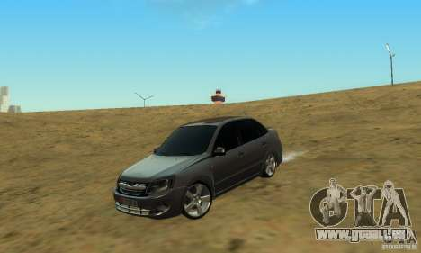 Lada Granta Light Tuning für GTA San Andreas