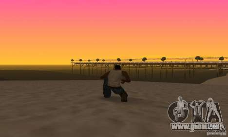 Sunshine ENB Series by Recaro für GTA San Andreas fünften Screenshot