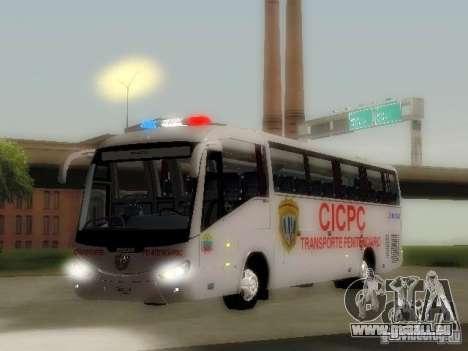 Irizar CICPC pour GTA San Andreas