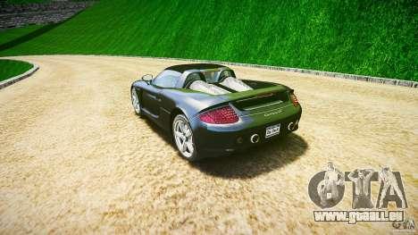 Porsche Carrera GT v.2.5 für GTA 4 Seitenansicht