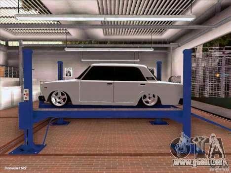 VAZ 2107 pour GTA San Andreas