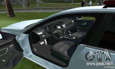 Mercedes-Benz E63 DPS für GTA San Andreas Seitenansicht