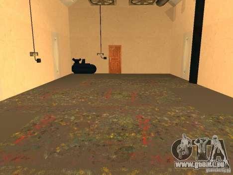 New PaynSpay: West Coast Customs für GTA San Andreas dritten Screenshot