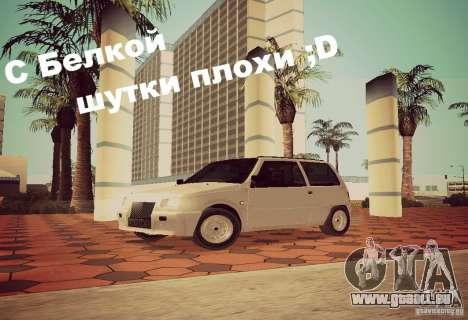 Vaz 1111 OKA (protéine) pour GTA San Andreas