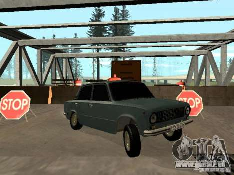 VAZ 21011 für GTA San Andreas linke Ansicht