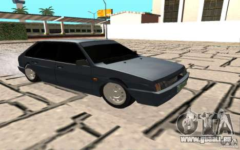 VAZ 2109 v. 2 für GTA San Andreas