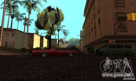 Grove Street pour GTA San Andreas sixième écran