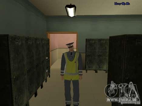 Inspecteur DPS pour GTA San Andreas