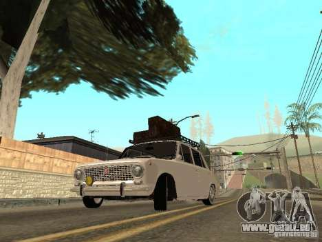VAZ 2101 Resto für GTA San Andreas linke Ansicht