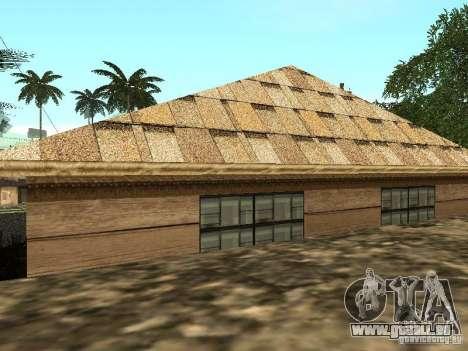 CJ maison nouvelle pour GTA San Andreas troisième écran
