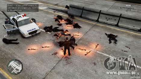 Blood-Mod v6.0 für GTA 4