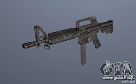 Grims weapon pack3 pour GTA San Andreas dixième écran