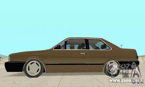 Volkswagen Santana GLS 1989 für GTA San Andreas rechten Ansicht