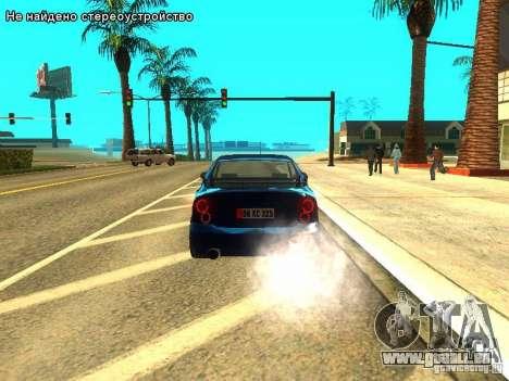 Hyundai Accent Era pour GTA San Andreas vue arrière