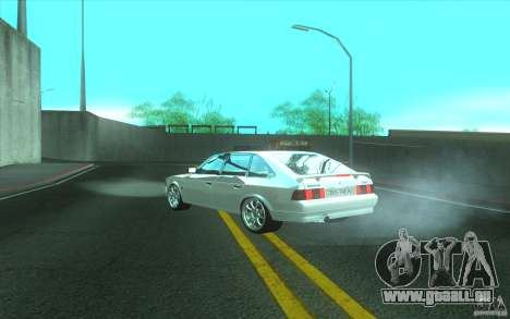 Voiture AZLK 2141 Tuning pour GTA San Andreas laissé vue