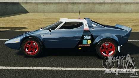 Lancia Stratos v1.1 für GTA 4 linke Ansicht