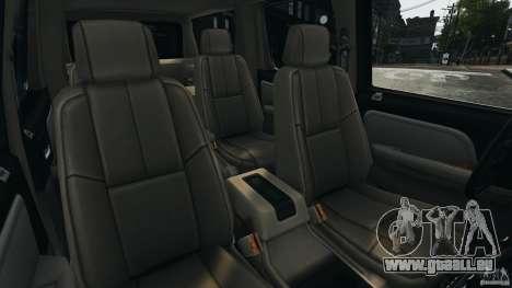 Chevrolet Suburban GMT900 2008 v1.0 pour GTA 4 est un côté