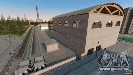 Kriminelle Russland RAGE v1. 2 für GTA 4 sechsten Screenshot