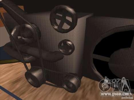 MAN SL200 Exclusive v.1.00 für GTA San Andreas Seitenansicht