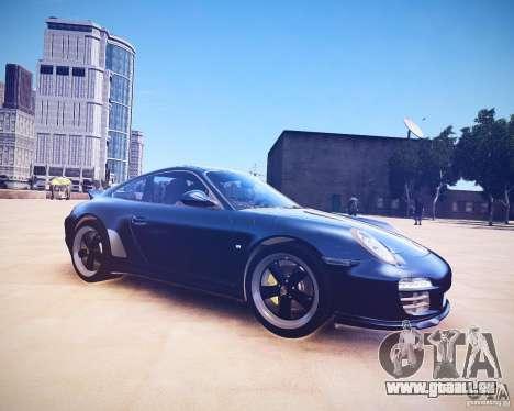 Porsche 911 Sport Classic 2011 v2.0 für GTA 4 hinten links Ansicht