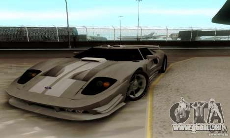 Ford GT Tuning für GTA San Andreas