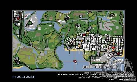 New Island für GTA San Andreas achten Screenshot