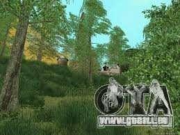 Project Oblivion 2010 For Low PC V2 pour GTA San Andreas cinquième écran