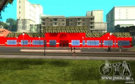 Coca Cola Market für GTA San Andreas