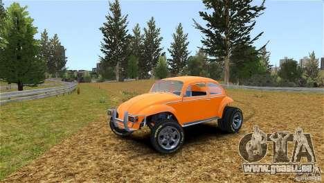 Baja Volkswagen Beetle V8 für GTA 4